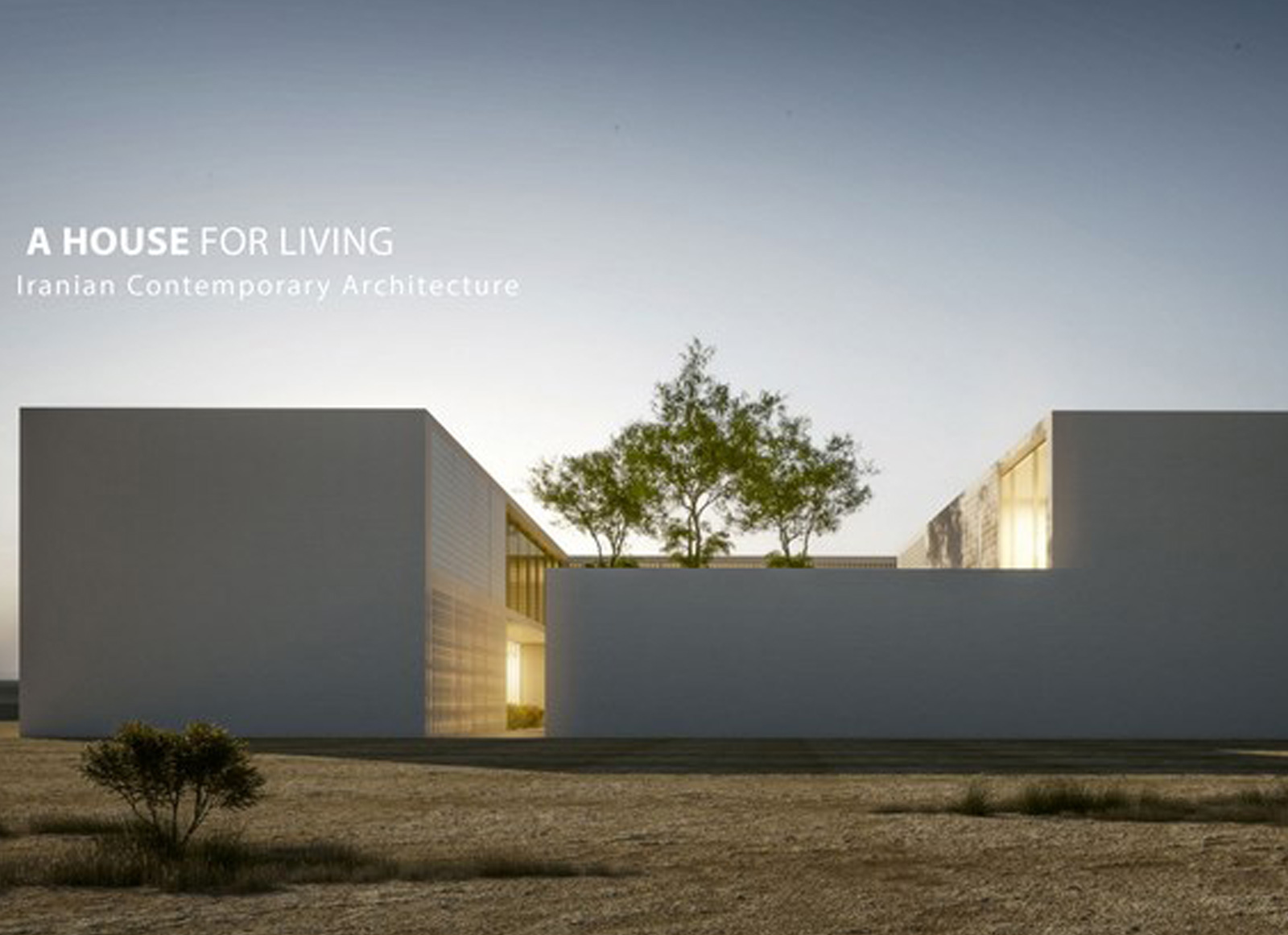 House for living | Saffar Studio | International Architecture Awards 2019