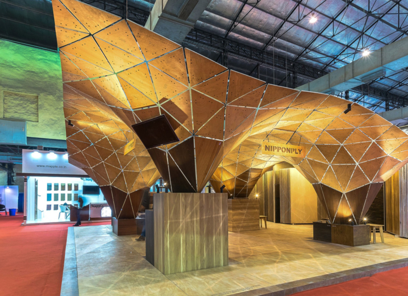N P Pavilion  | Studio Saransh | International Architecture Awards 2019