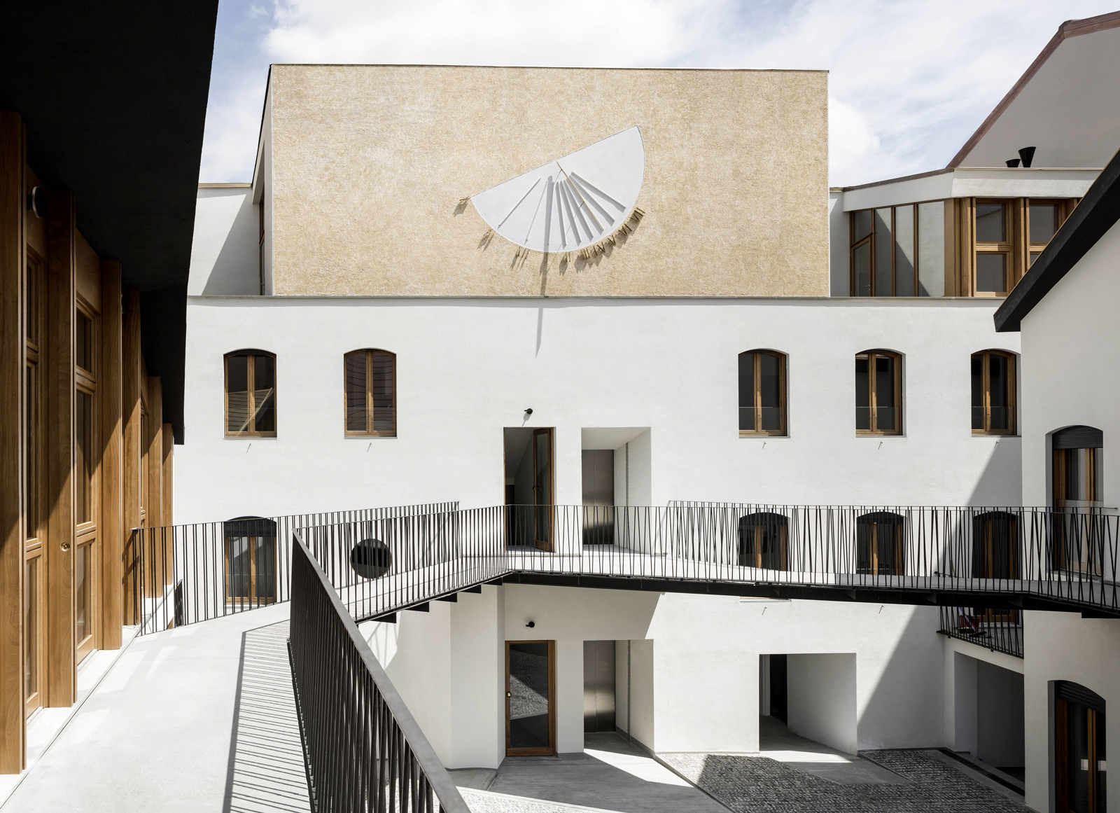 Residenze Canonica by Deamicisarchitetti | International Residential Architecture Awards 2019