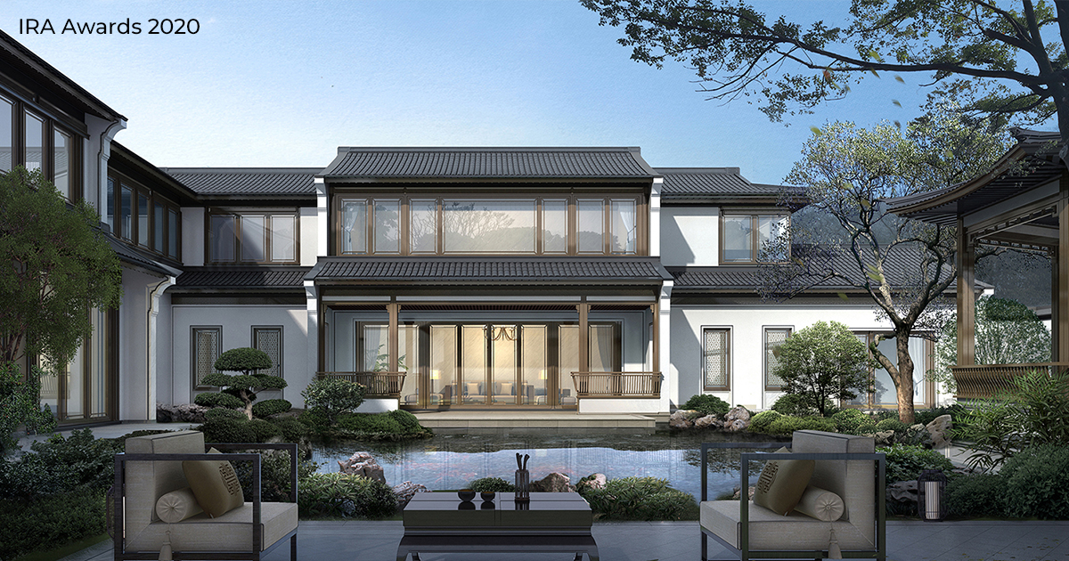 Development of Suzhou 2017-WG-47 Plot by China Railway Construction Real Estate Group (East China) Co., Ltd. | International Residential Architecture Awards 2020