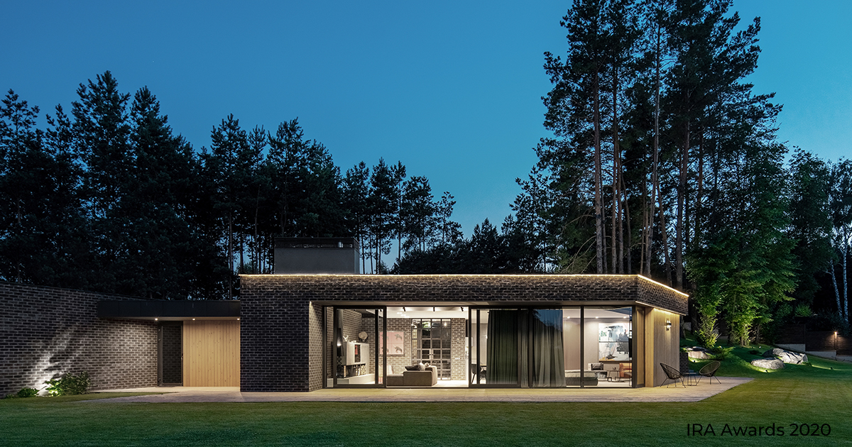 The Hidden House by DeepSeaHouse | International Residential Architecture Awards 2020