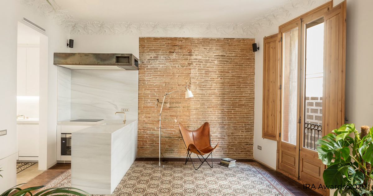 Escudellers by Jofre Roca Arquitectes | International Residential Architecture Awards 2020