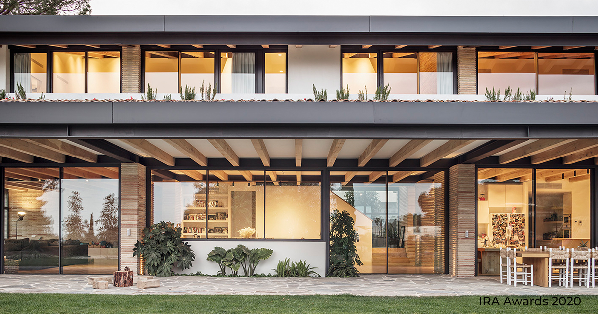 House SV by Jofre Roca Arquitectes | International Residential Architecture Awards 2020