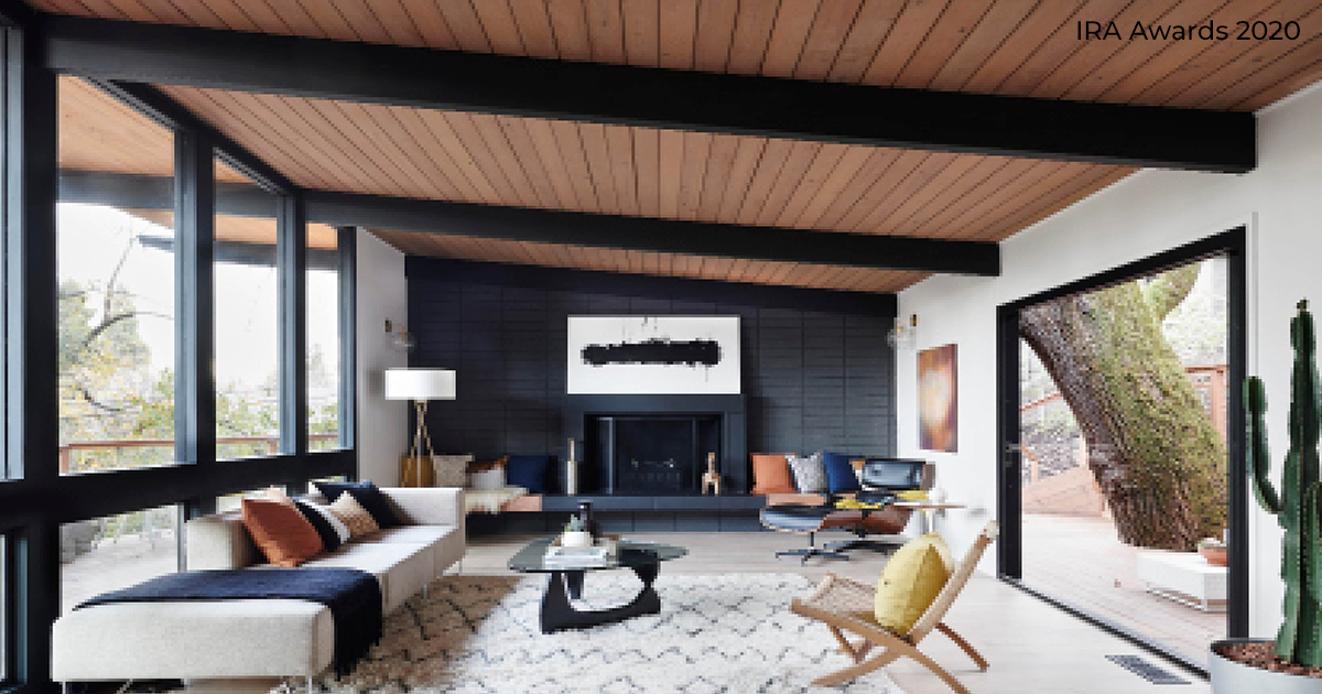 Mid-Century Remodel by See Arch | International Residential Architecture Awards 2020