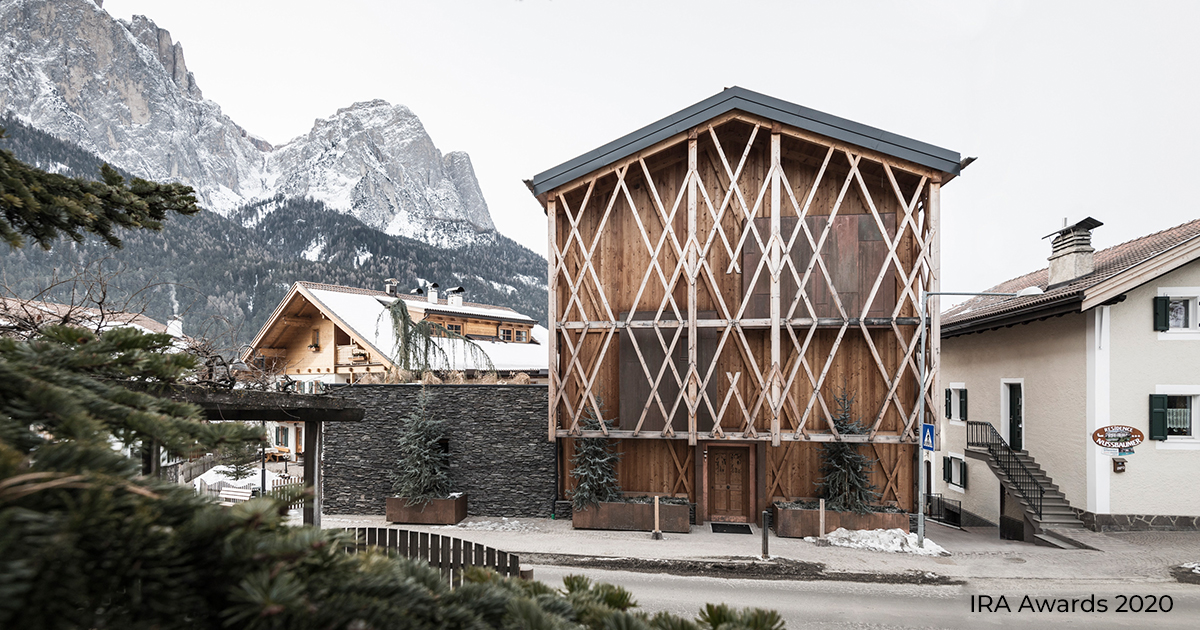 Messner by noa* Network ofarchitecture | International Residential Architecture Awards 2020