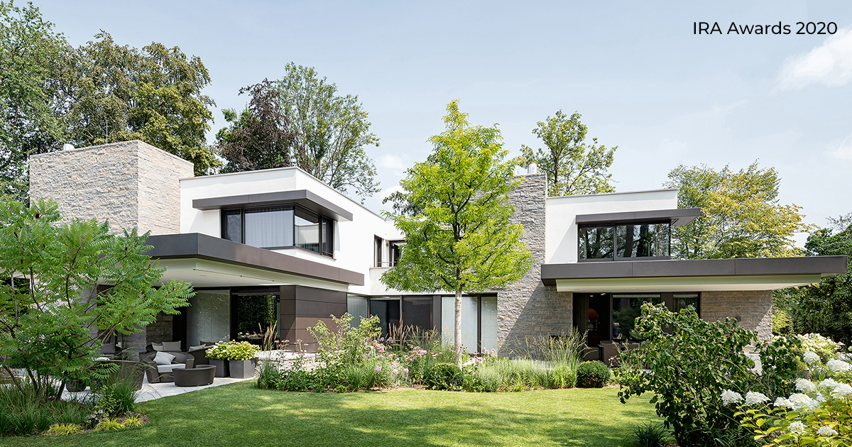 House L019  by Stephan Maria Lang Architects | International Residential Architecture Awards 2020