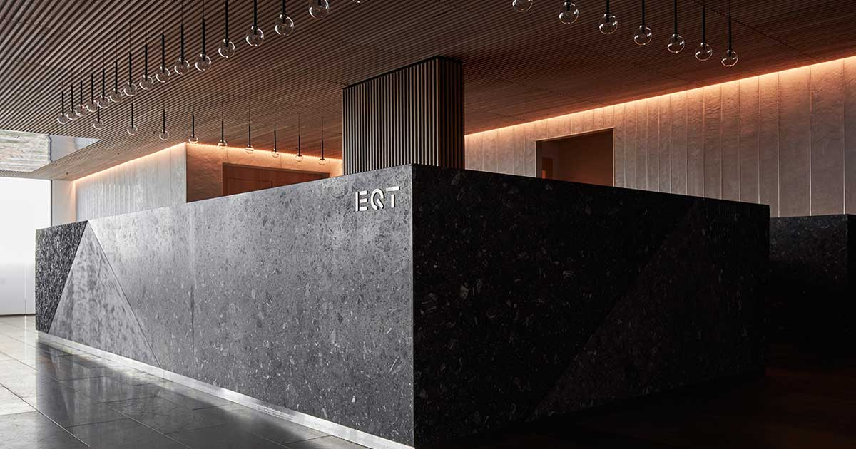 EQT by Studio Stockholm | World Design Awards 2020