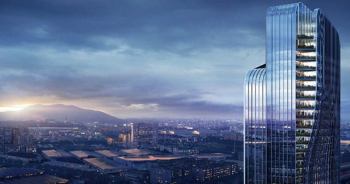 FengSheng 101 Tower by GWP Architects | World Design Awards 2020