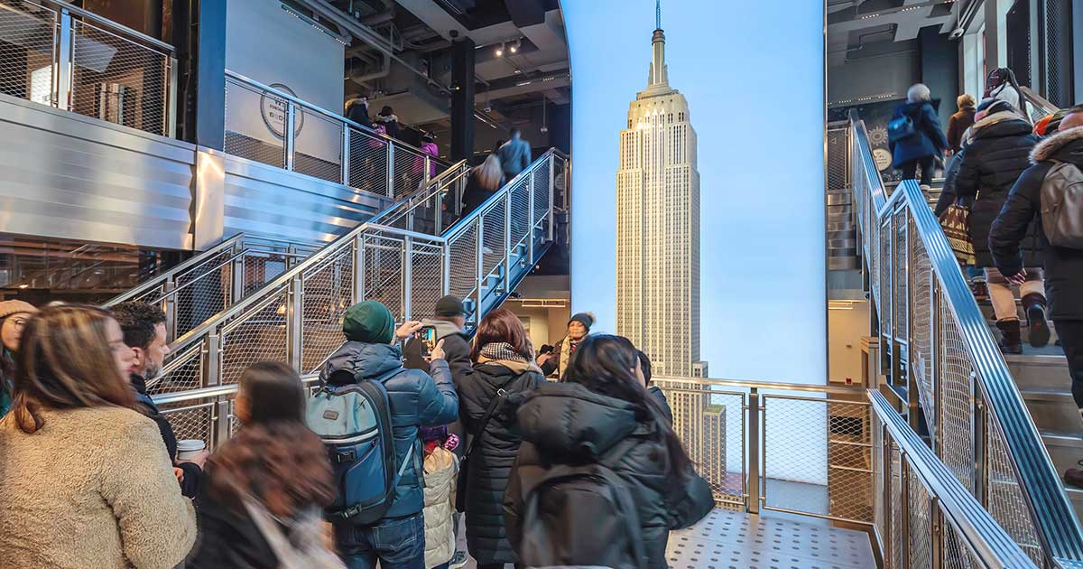 The Empire State Building by Thinc Design | World Design Awards 2020