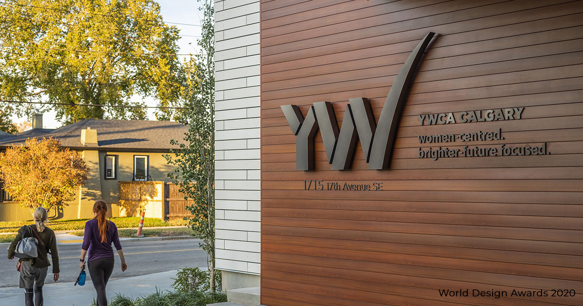 YW Calgary Hub Facility by Entro | World Design Awards 2020
