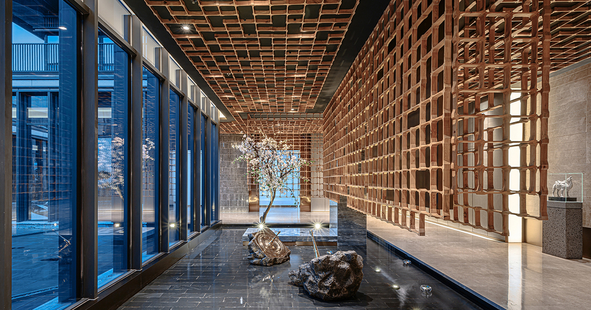 Central Park || Kris Lin International Design || Architect of the Year Awards 2020