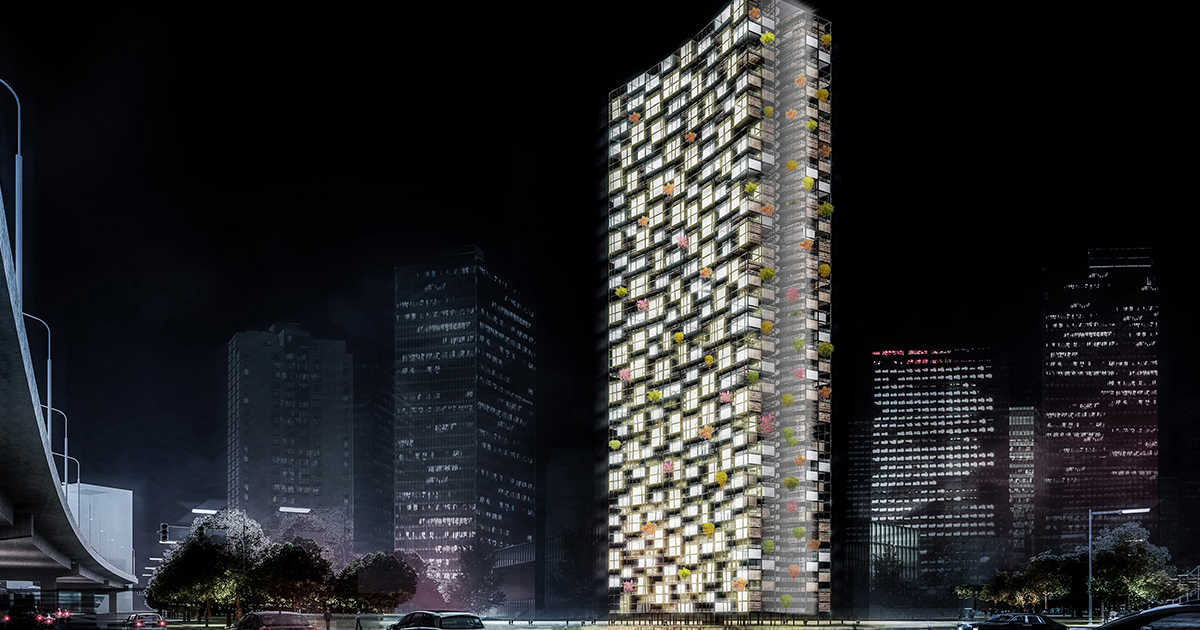 Collective Tower Hong Kong || UArchitects || Architect of the Year Awards 2020