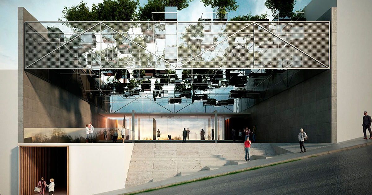 Memorial For The Victims of The Fire in Santa Maria, Brazil || Torres Architects || Architect of the Year Awards 2020