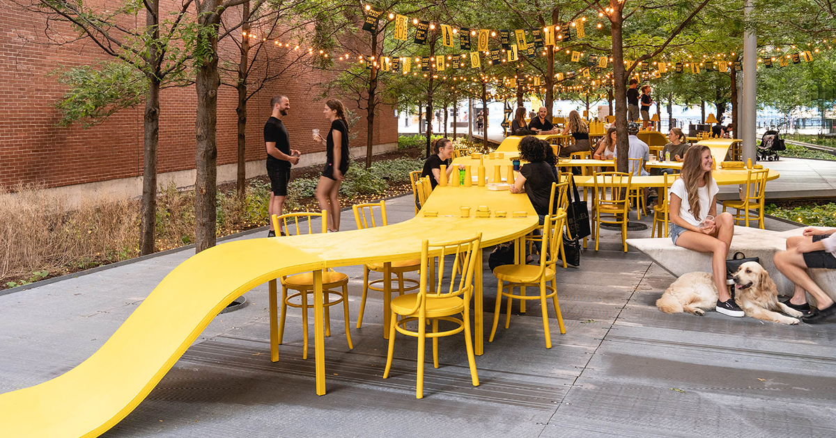 TULIP – Your Place at the Table! || ADHOC Architectes || Architect of the Year Awards 2020